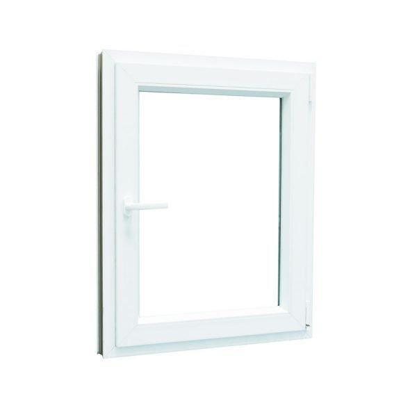 Ventana PVC una hoja sin persiana blanca